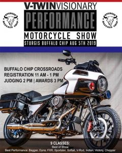 vtwin visionary sturgis bike show