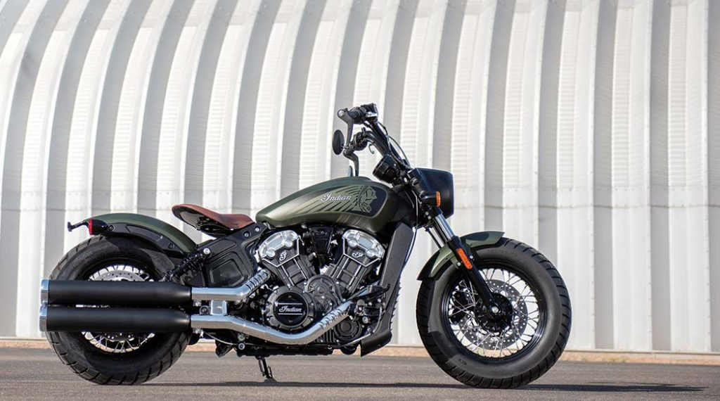 2020 Indian Scout Bobber 20