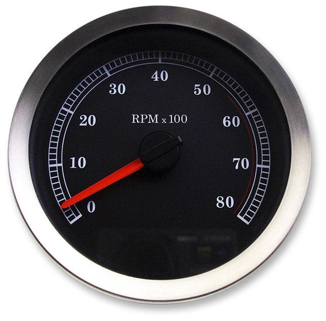 drag specialties harley tachometer