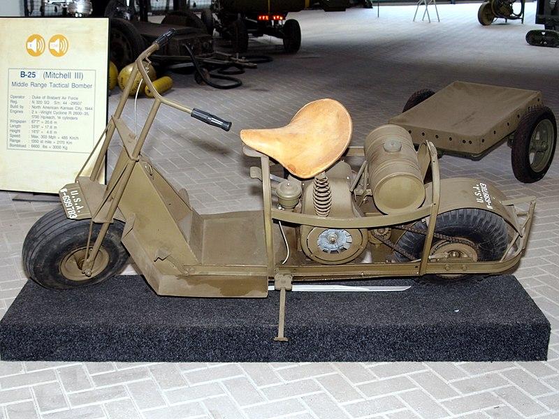 cushman model 53 airborne