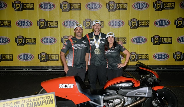 andrew hines nhra win