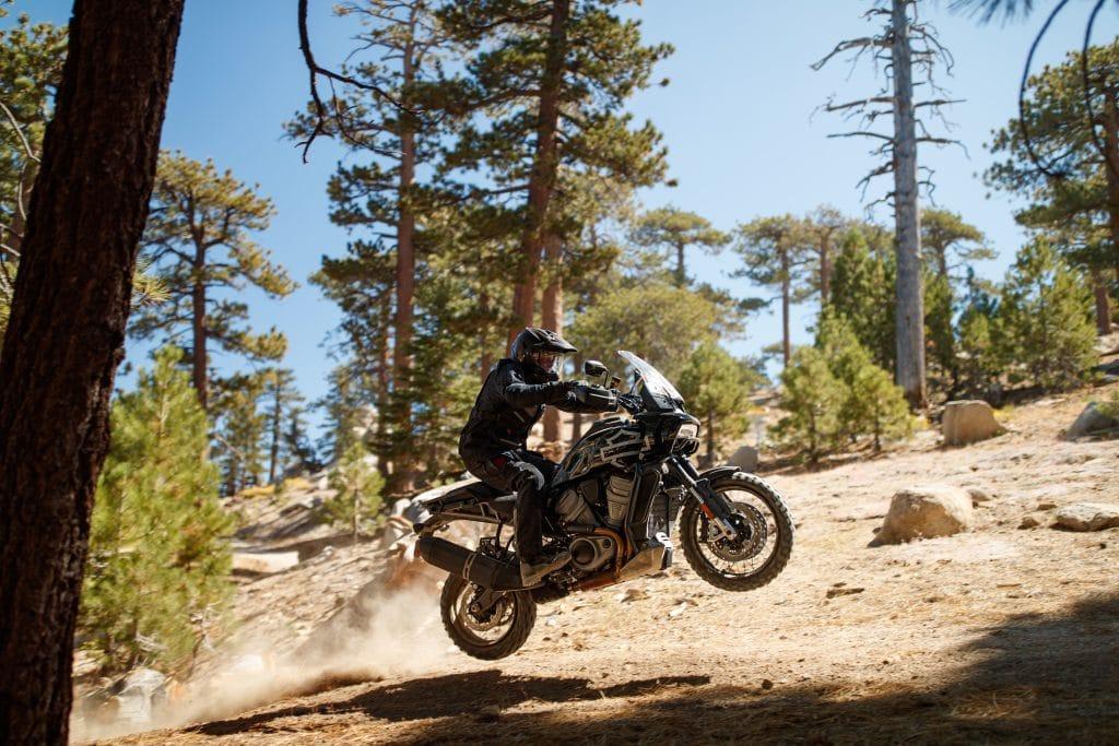 Harley-Davidson Revolution Max Pan America