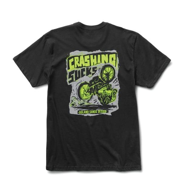rsd crashing sucks tshirt
