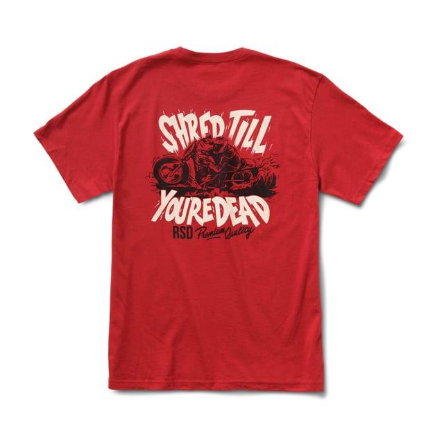 RSD Shred tshirt