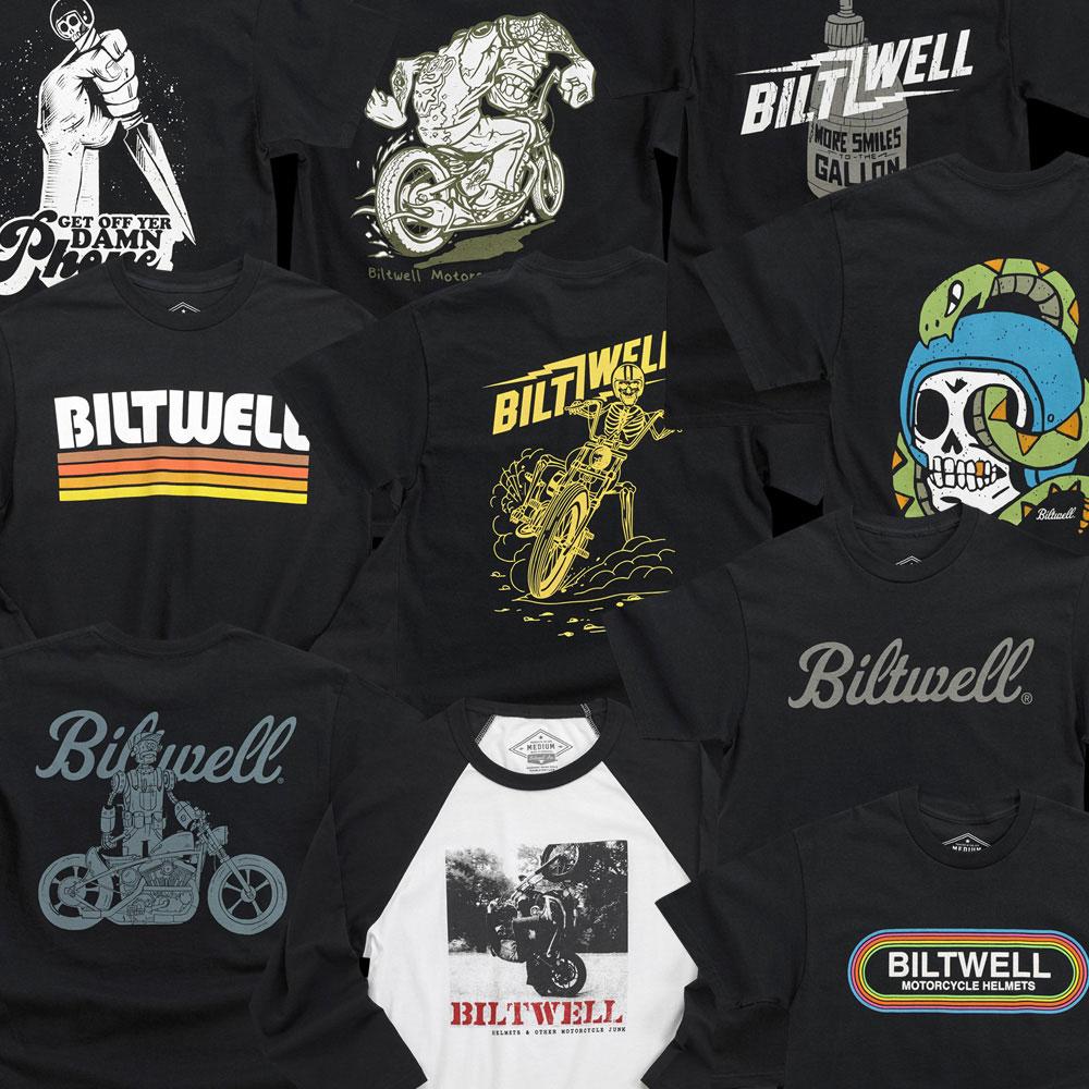 biltwell inc t shirt designs
