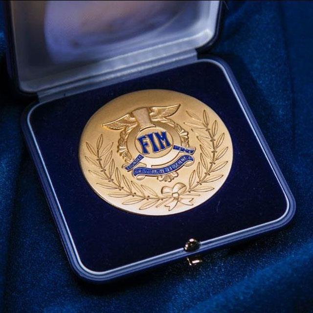 arai FIM award