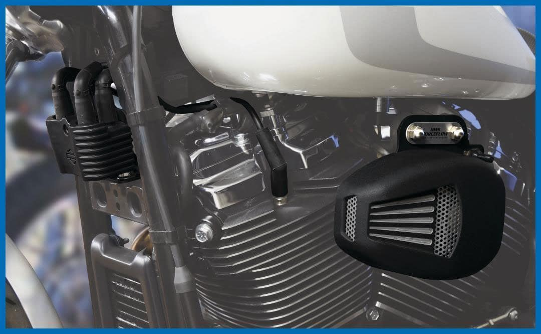 JIMS Milwaukee Eight forceflow