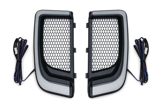 Kuryakyn Tracer LED fairing lowers