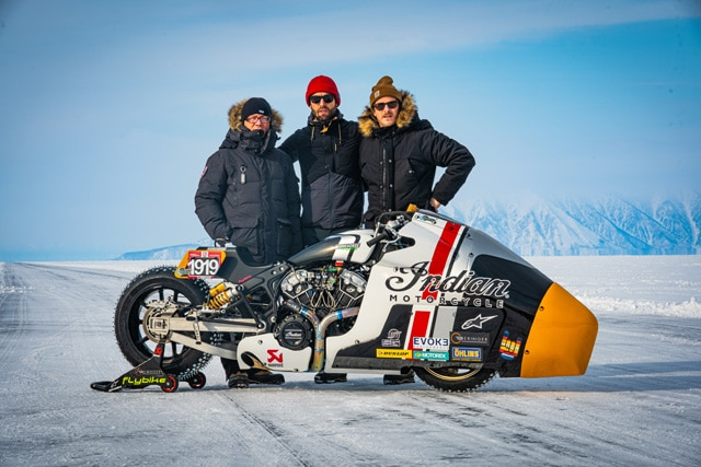 indian baikal ice race