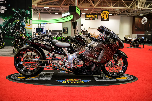 2020 IMS Minneapolis bike show