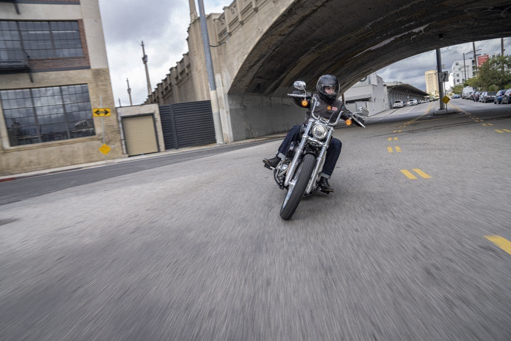 Harley Softail Standard