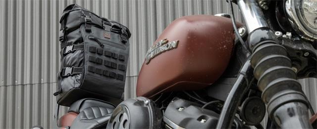 EXFIL-60 motorcycle bag
