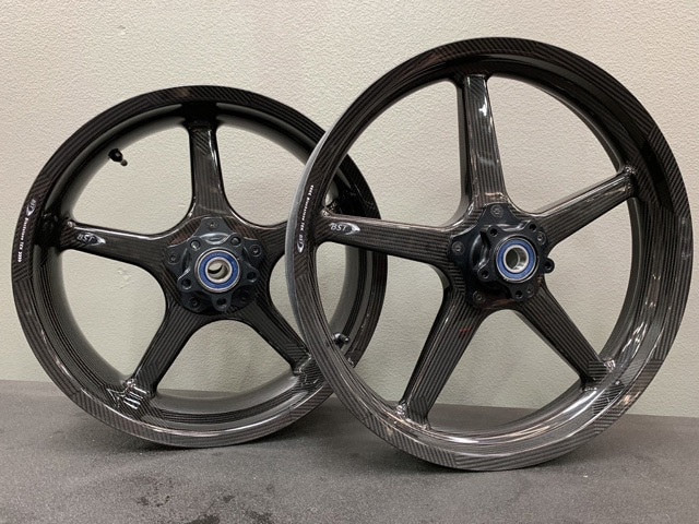 bst carbon fiber wheels