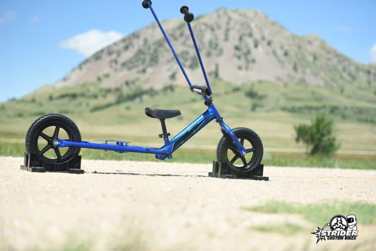 strider custom bikes chopper