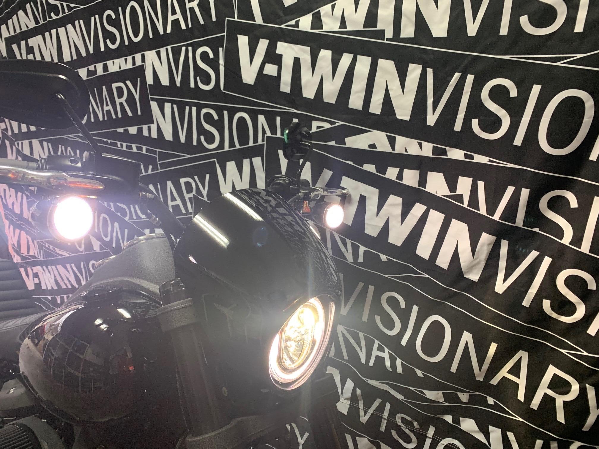 custom dynamics LED front turn signals