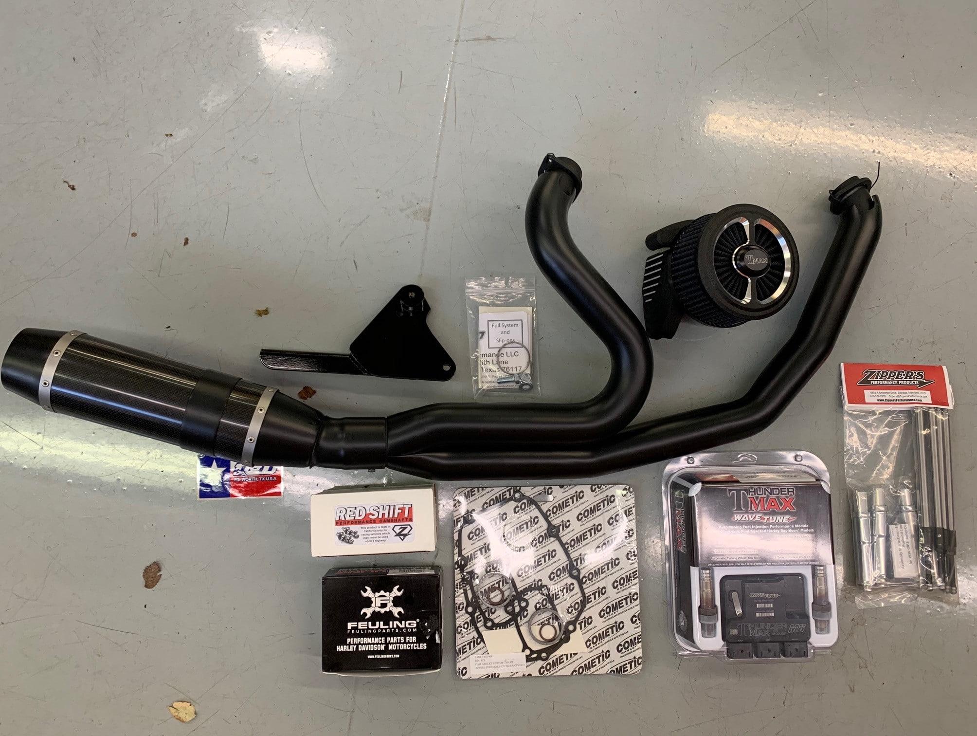 project bolt-on bike