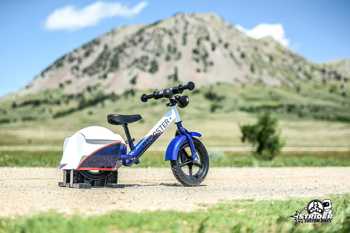strider custom bikes