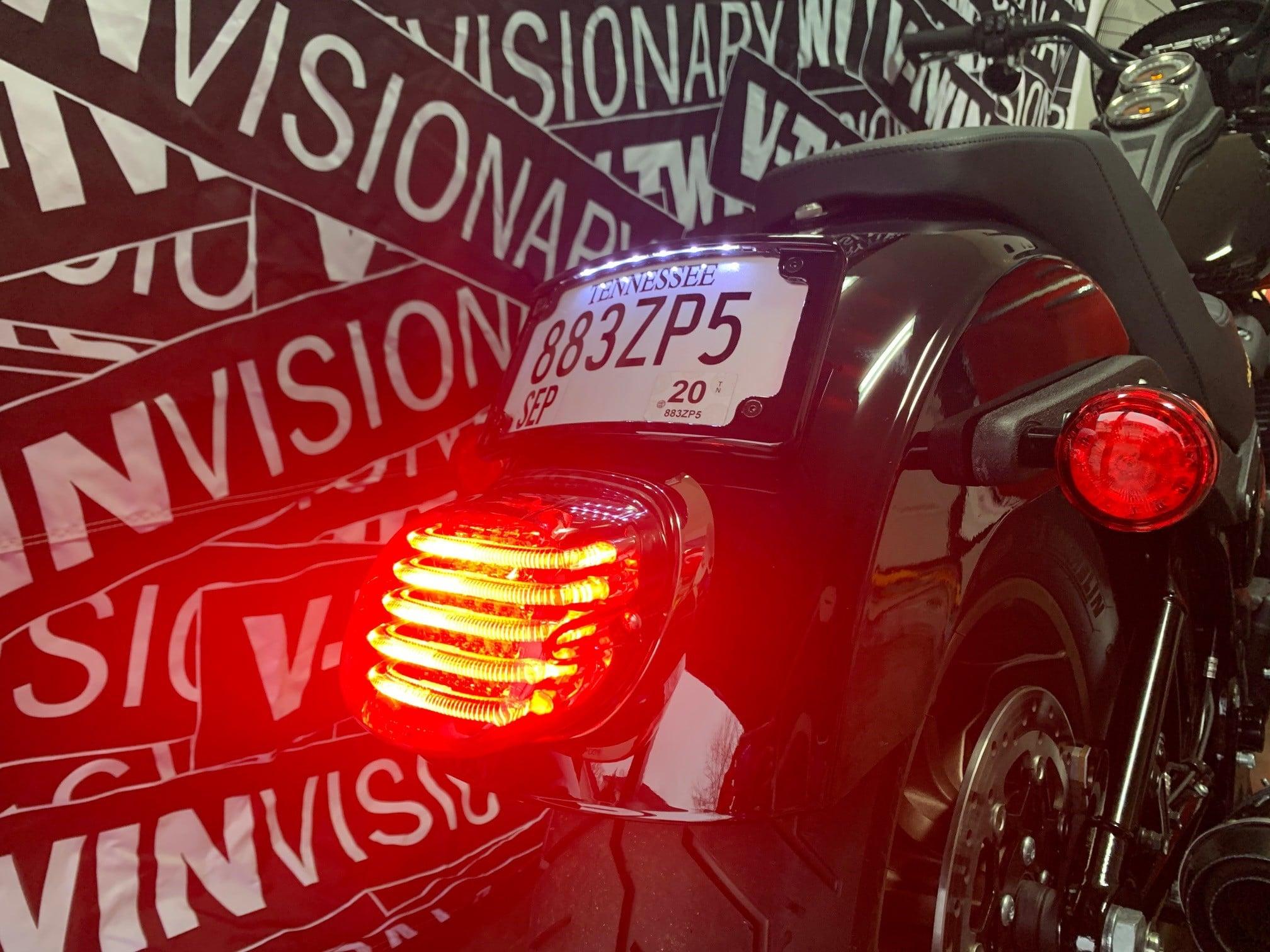 custom dynamics LED