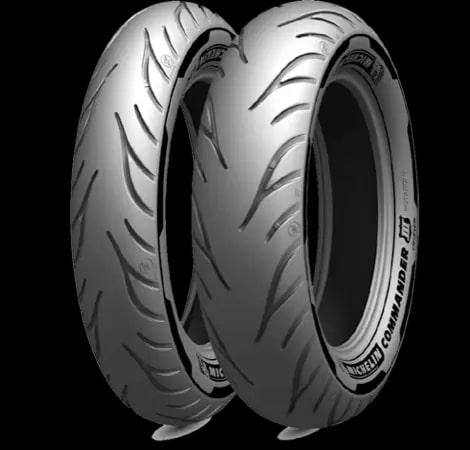 Michelin Commander III motorcycle tire