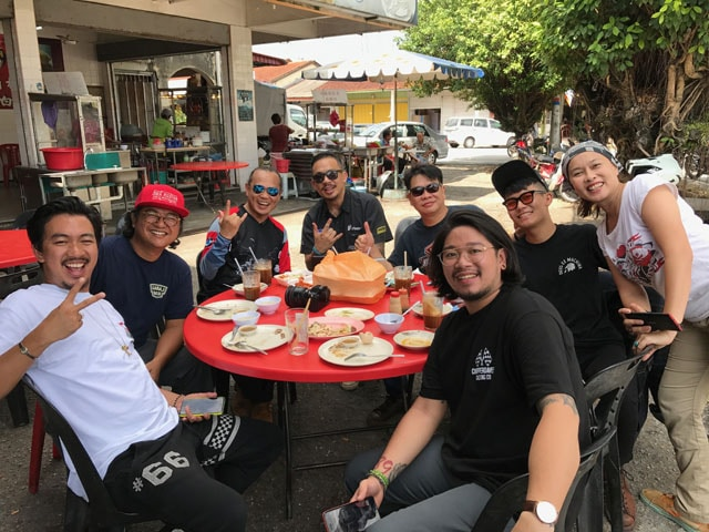 malaysia by motorcycle
