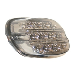 Letric Lighting motorcycle taillight