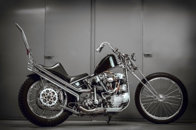 harley-davidson no show knucklehead