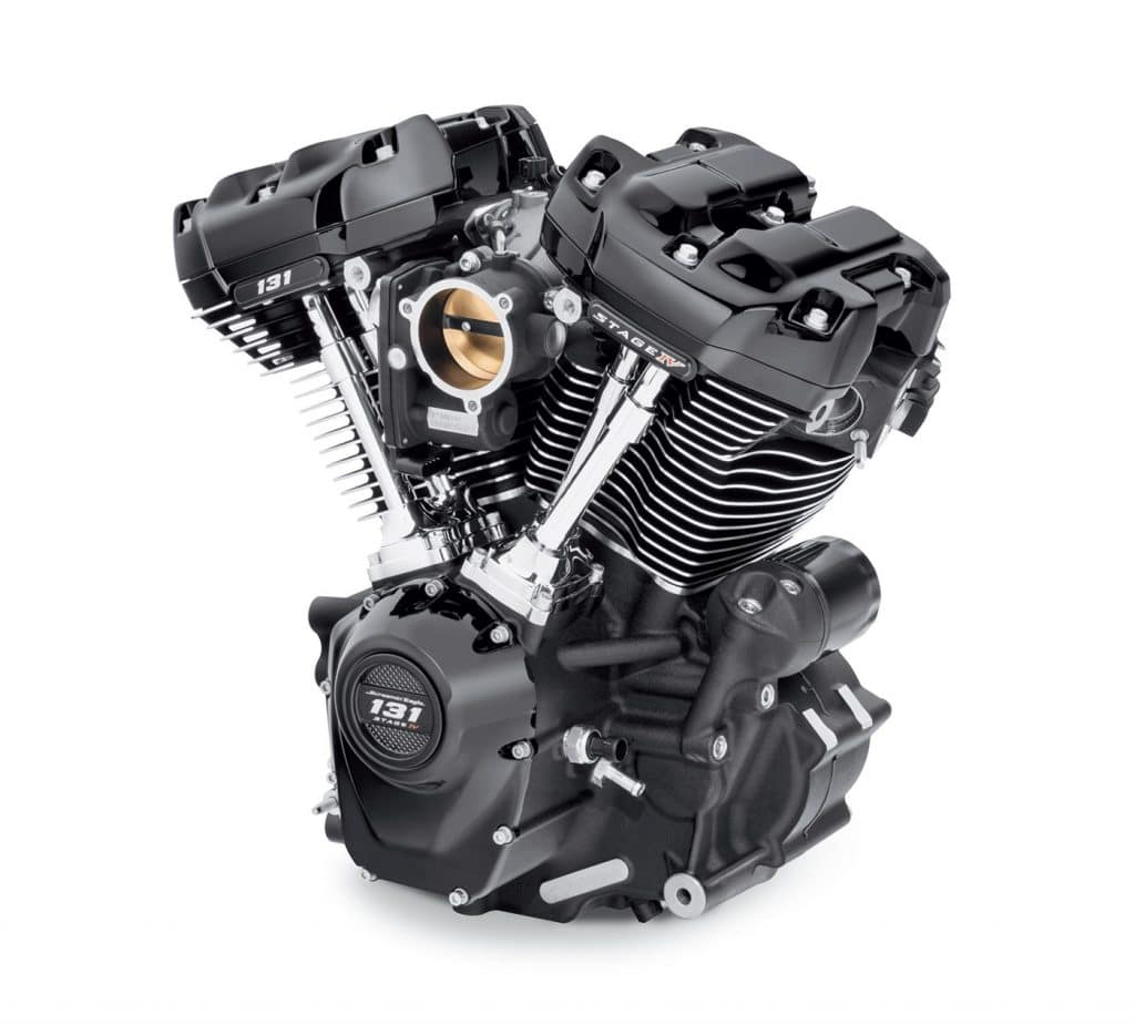 131 engine for softails