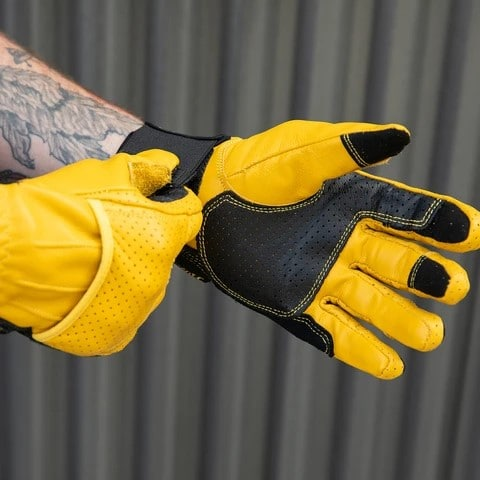 Borrego Motorcycle Gloves