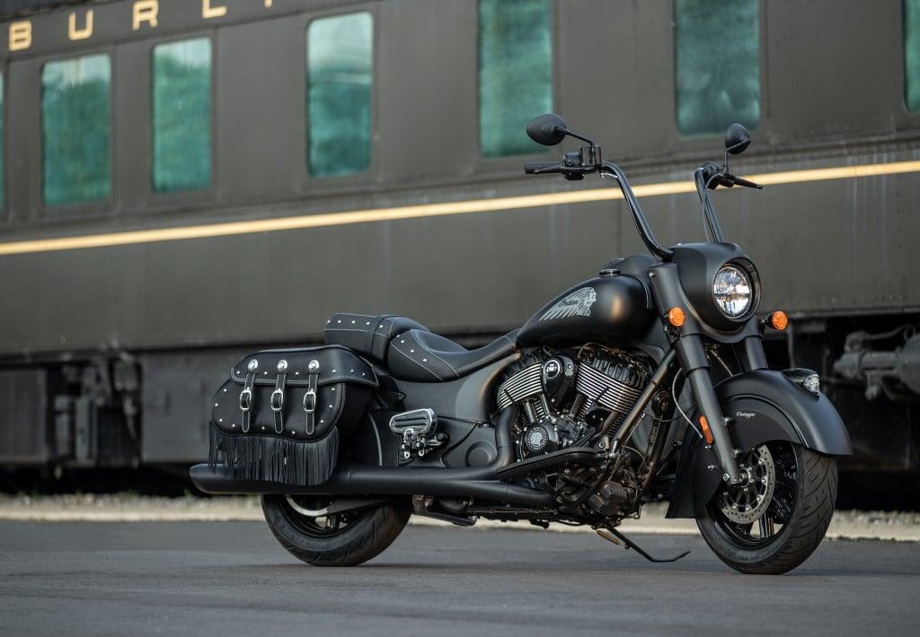 Indian Motorcycle vintage dark horse