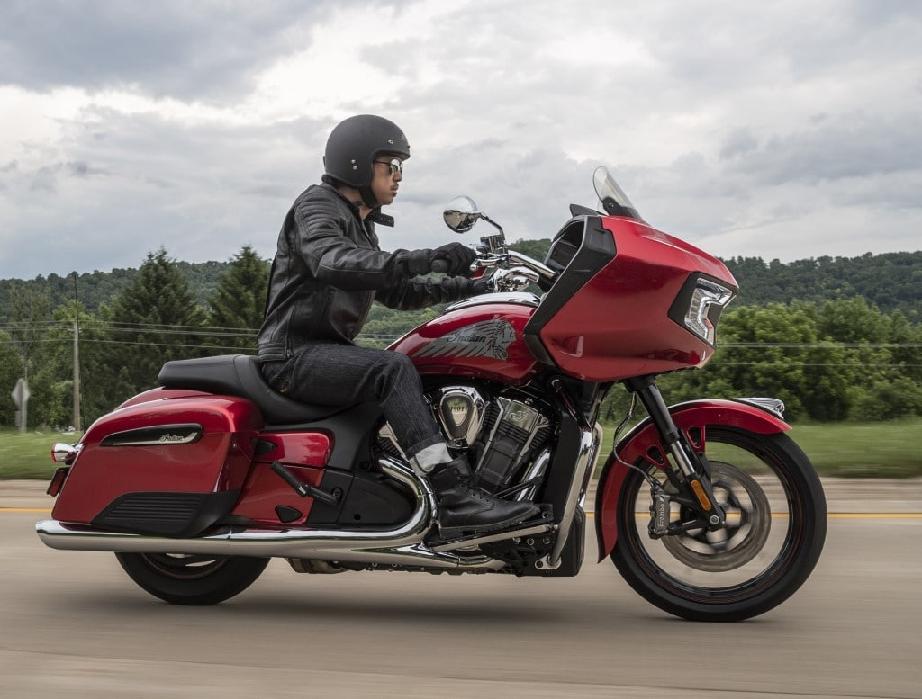 indian motorcycle challenger limited