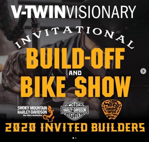 V-twin Visionary Invitational