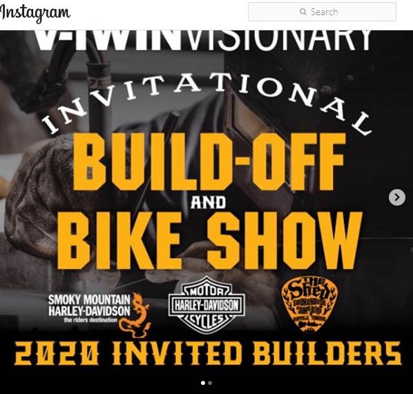 40 cal customs invited vtv tour builder