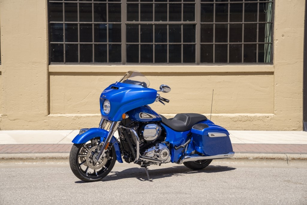 indian motorcycle chieftain limited