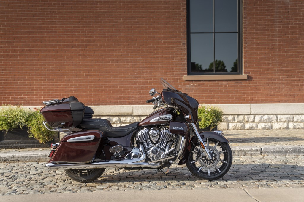 indian motorcycle roadmaster limited