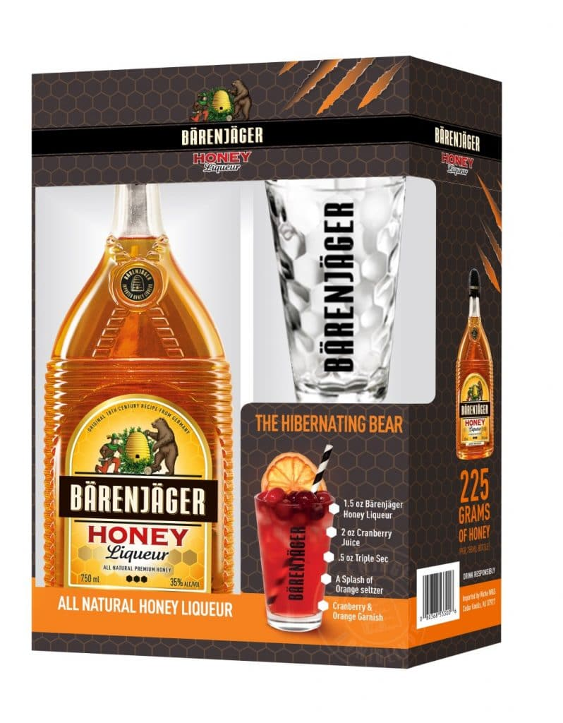 barenjager holiday gift set