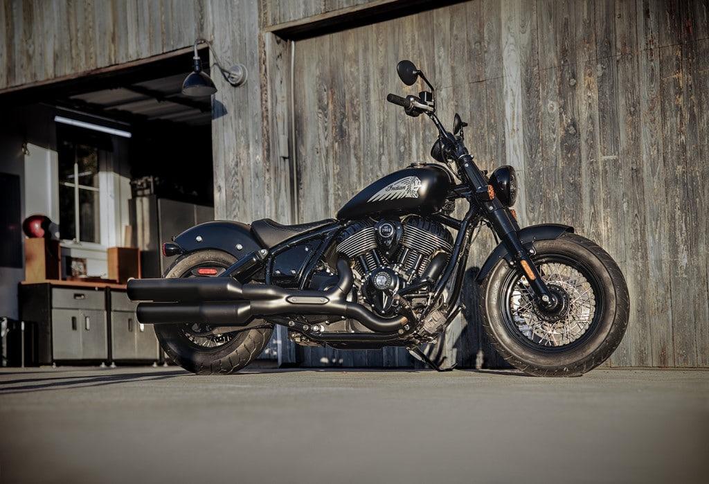 indian motorcycle chief bobber dark horse
