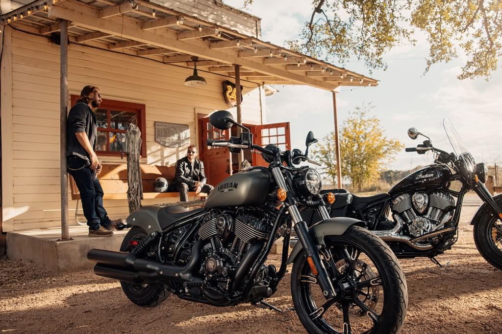 Indian Motorcycle Chief Dark Horse