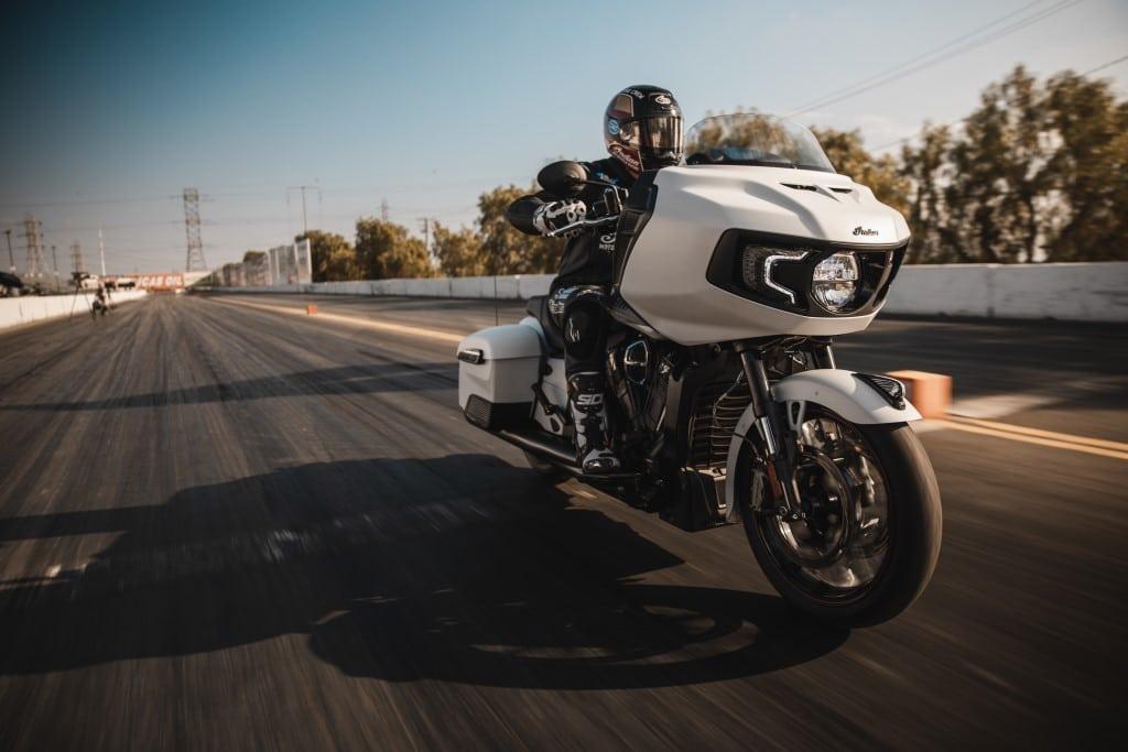 Indian Motorcycle challenger challenge