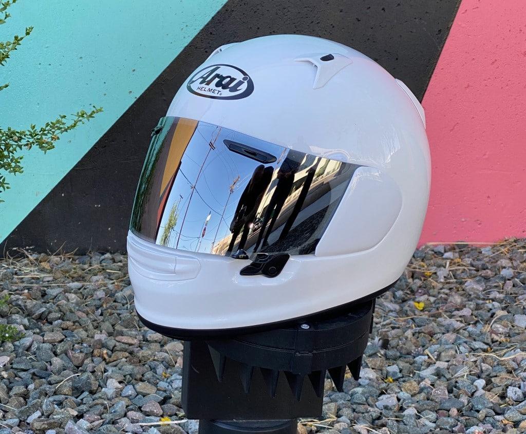 Arai Helmets Regent-X 1K-mile Thrash Test