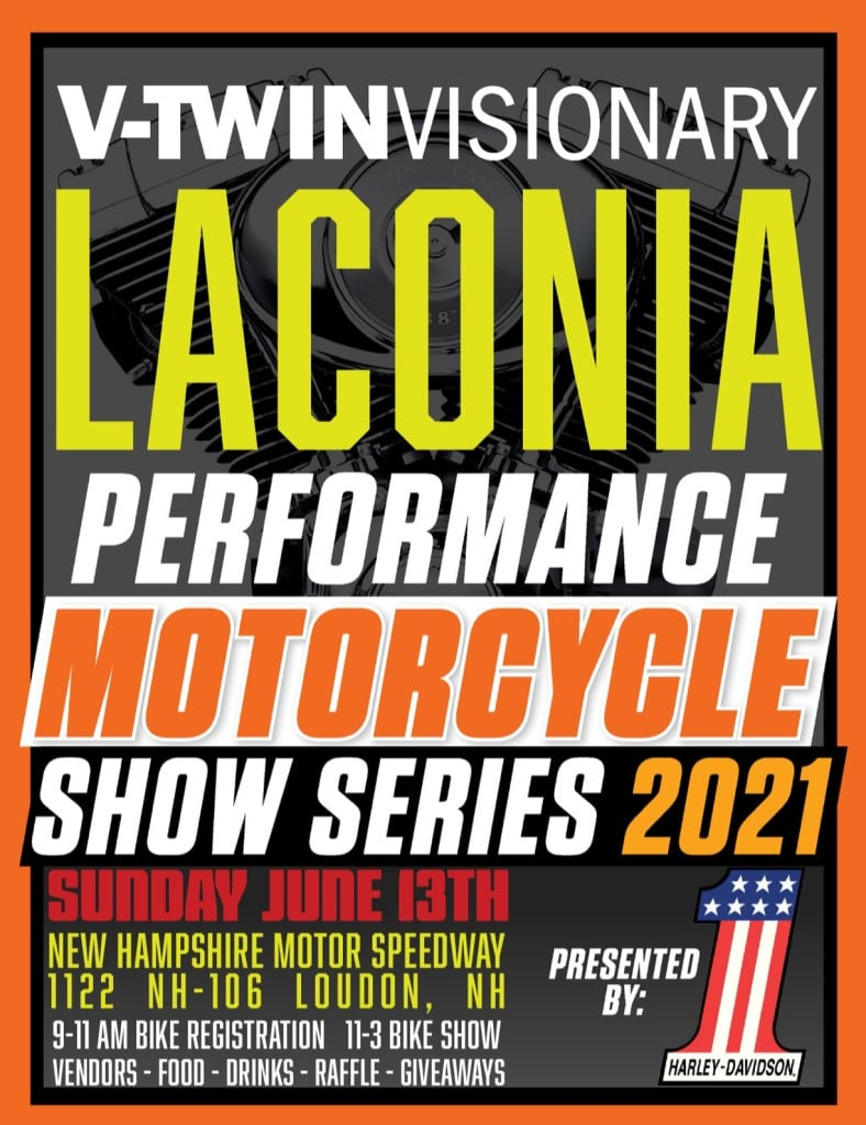 VTV Performance Motorcycle Shows