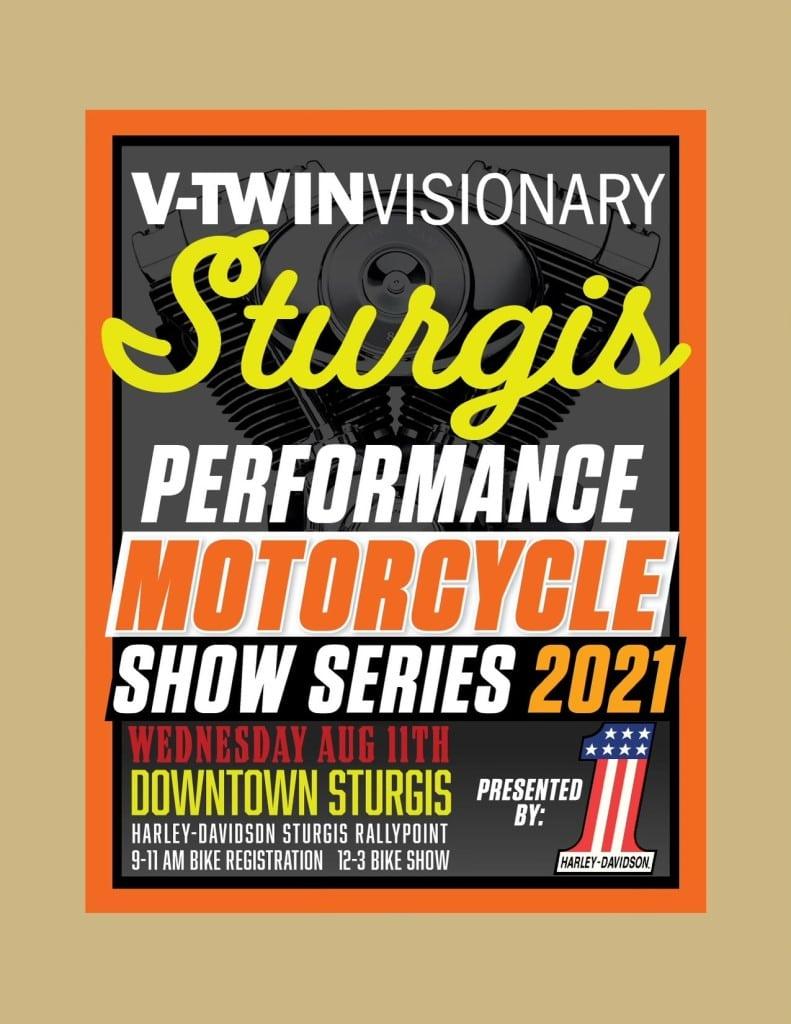 VTV Sturgis Performance Motorcycle Show