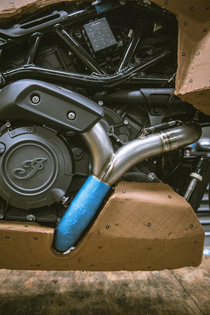 indian motorcycle ftr