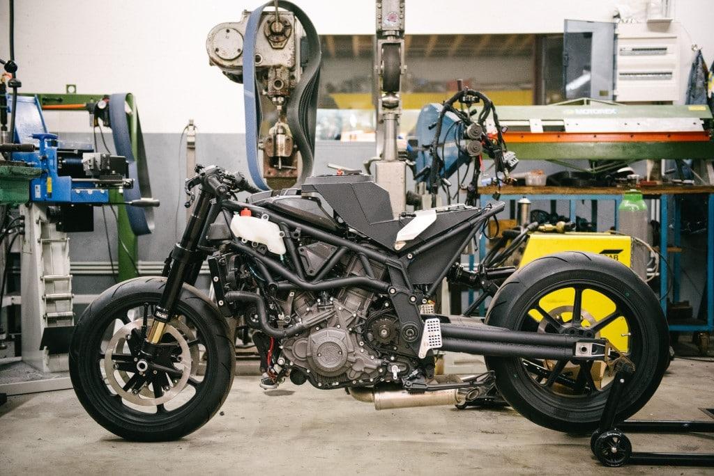indian motorcycle ftr custom