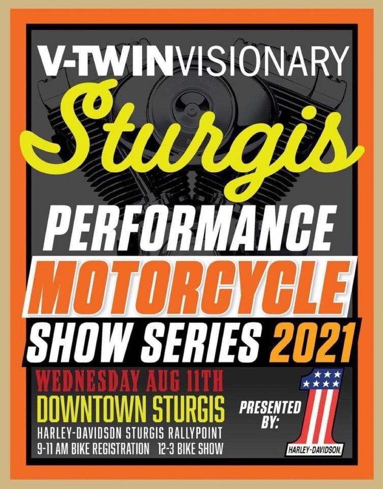 sturgis motorcycle show