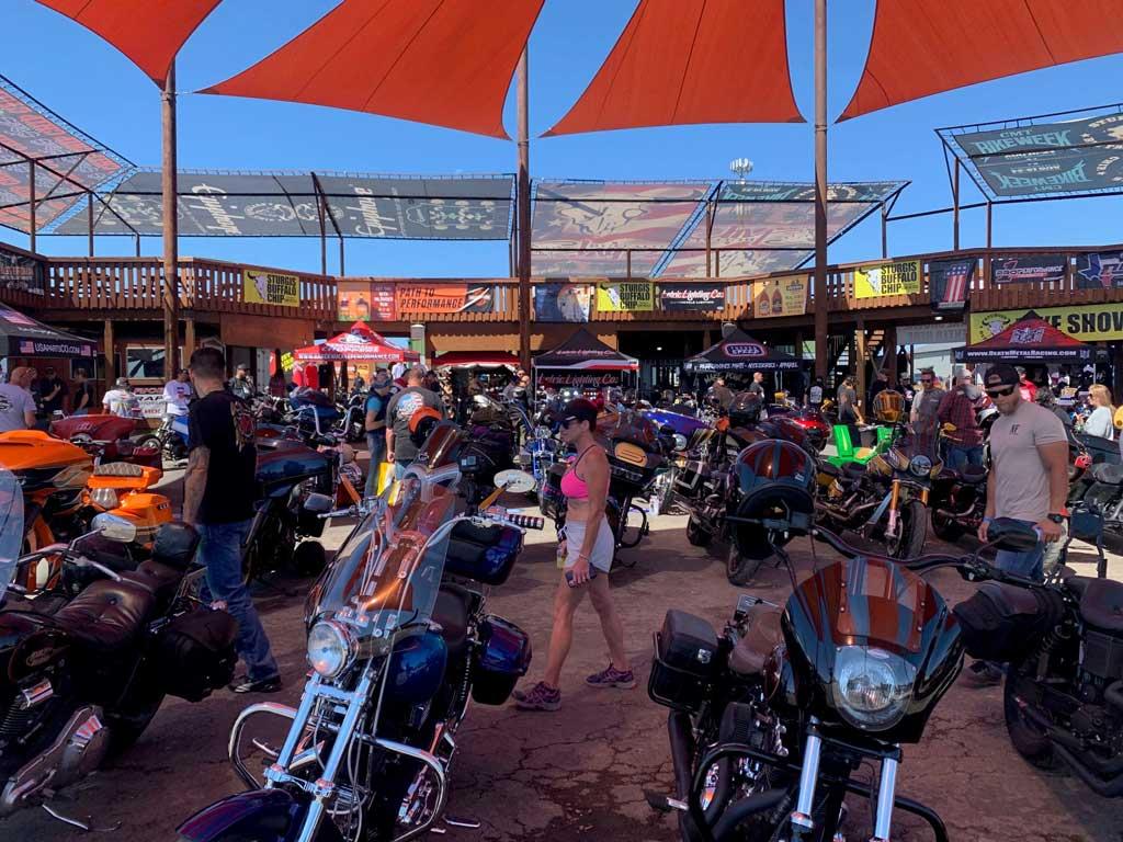 VTV Performance Motorcycle Show