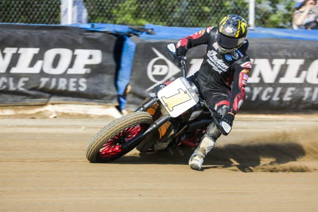 indian motorcycle ftr flat track racing briar bauman